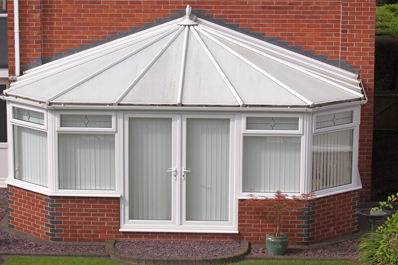 Small Conservatories Leicester Leicestershire
