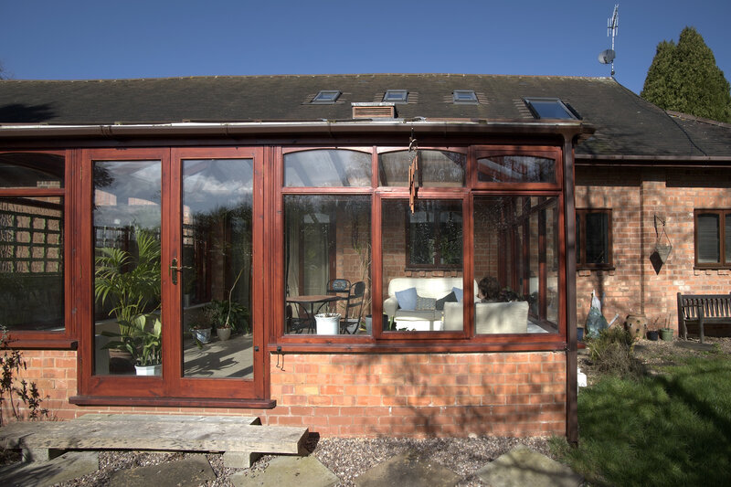 Solid Roof Conservatories in Leicester Leicestershire