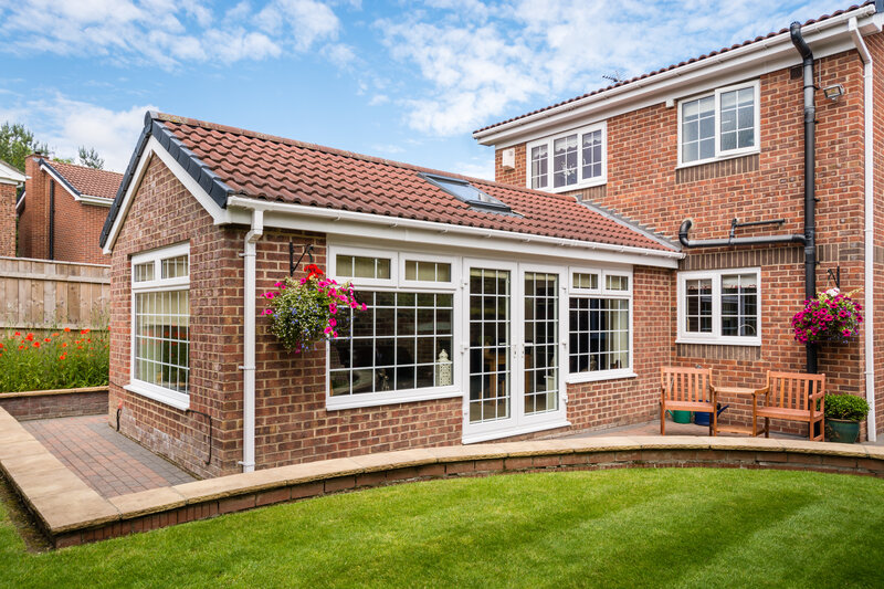 Tiled Conservatory Roofs Leicester Leicestershire Clear Conservatories Leicester Call 0116 442 2392